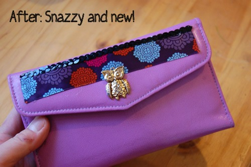 November 2011 - Pink wallet makeover (11)