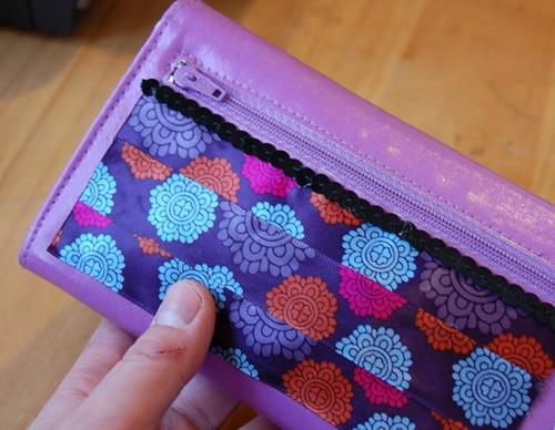 November 2011 - Pink wallet makeover (13)