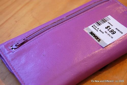 November 2011 - Pink wallet makeover (3)